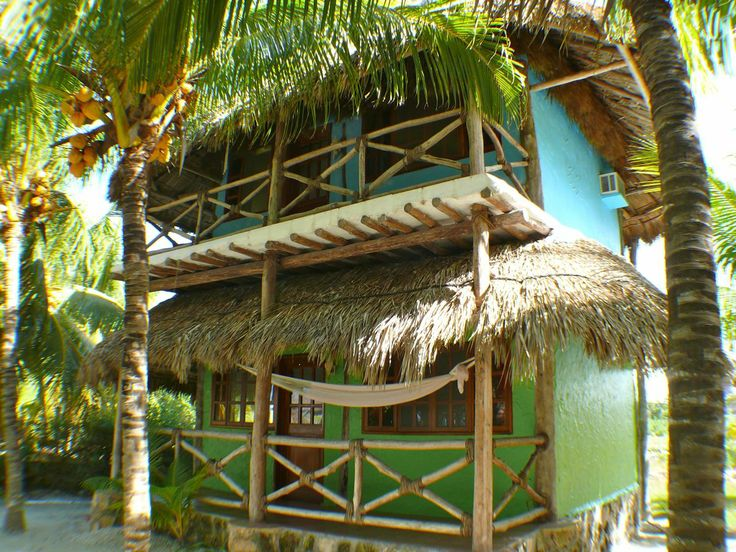 Stay in a plush hotel (Palapas del Sol) and swim with whale sharks during July-August in Quintana Roo, Isla Holbox, Mexico