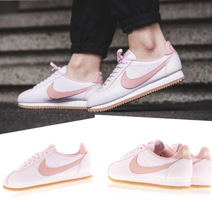 Nike Classic Cortez - Pearl Pink