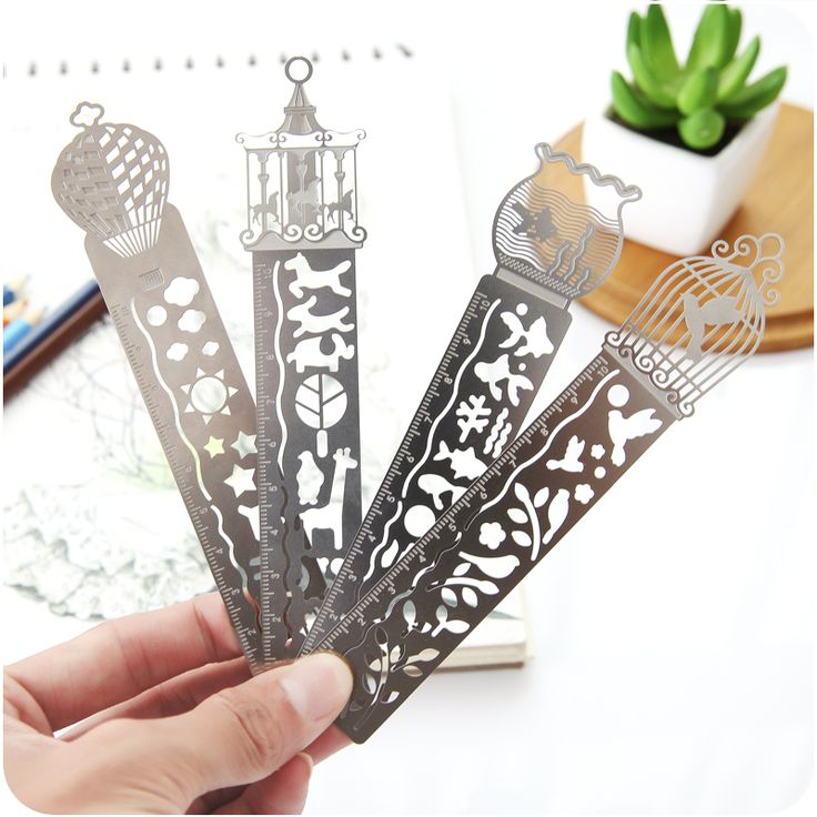 Cute Kawaii Creative Horse Birdcage Hollow Metal Bookmark Ruler For Kids Student Gift School Supplies Free Shipping 1609 #>=#>=#>=#>=#> Click on the pin to check out discount price, color, size, shipping, etc. Save and like it!