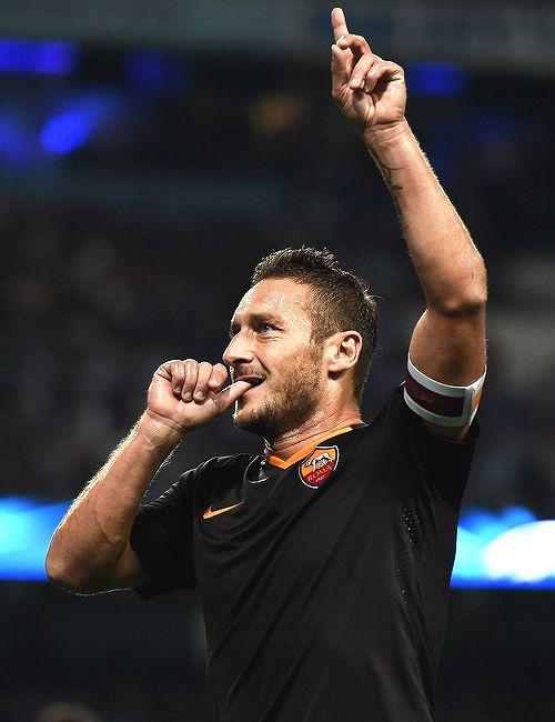 Totti | Legend #soccer #football