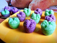 Resep Kue Apem Beras Kukus | Resep Kue Basah Tradisional Indonesia (Indonesian Food Recipe)