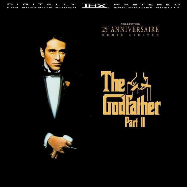 The Godfather Part 2. I loved the flashback storyline to this. Excellent performances by De Niro and Pacino.