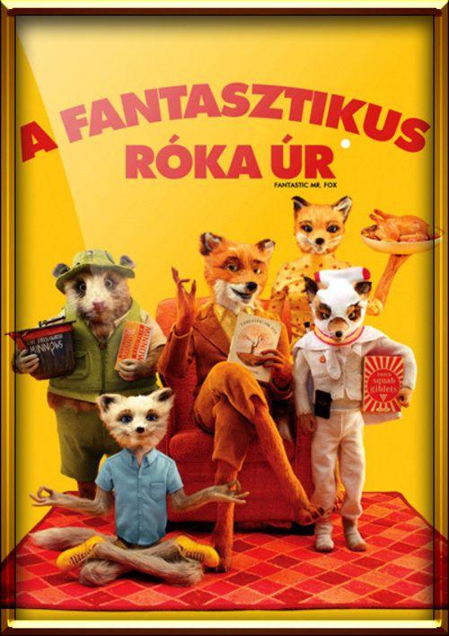 Fantastic Mr. Fox Full Movie Online 2009