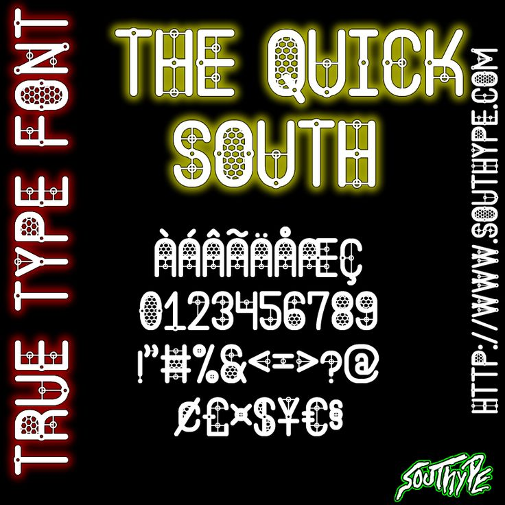 The Quick South – Southype