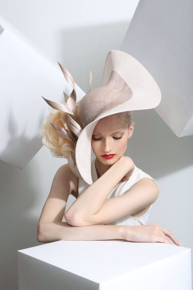 *.* Philip Treacy #millinery #judithm #hats