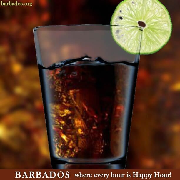 Cheers to Barbados, where every hour is Happy Hour!