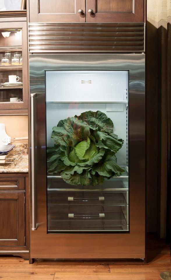 Best 25 glass front refrigerator ideas on pinterest big - Glass door refrigerator for home ...