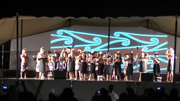 Junior Kapa Haka on Vimeo
