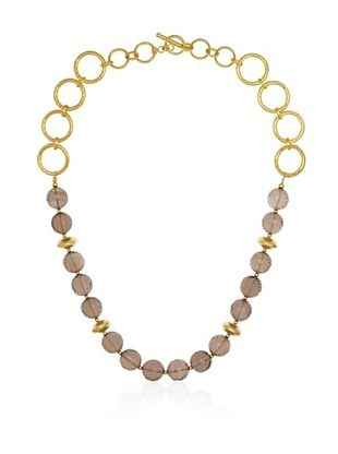 Jardin Single Strand Bead Necklace
