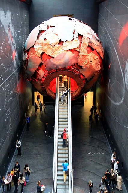 Natural History Museum, London by kathryn Wilkins on Flickr.