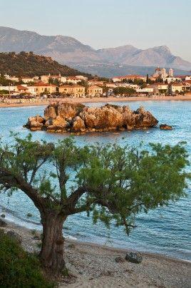 Stoupa, Mani Peninsula, Greece