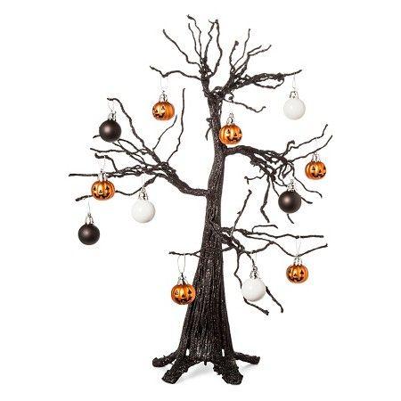 halloween mini ornaments 12ct target