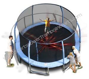 Sportspower trampoline parts, sportspower trampoline enclosure parts and sportspower trampolines models of all sizes. Sportspower trampoline parts.