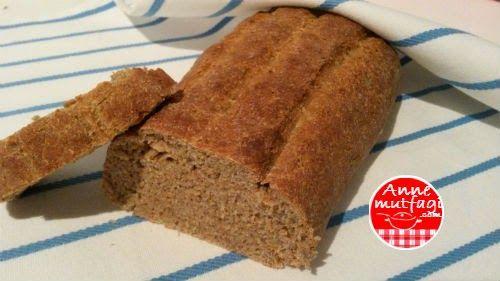 TAM BUĞDAY EKMEĞİ TARİFİ - Anne Mutfağından Pratik Yemek Tarifleri