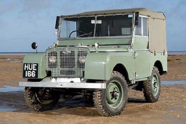 Land Rover Defender 1948