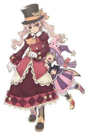 Rune Factory 4 | Dolce and Pico