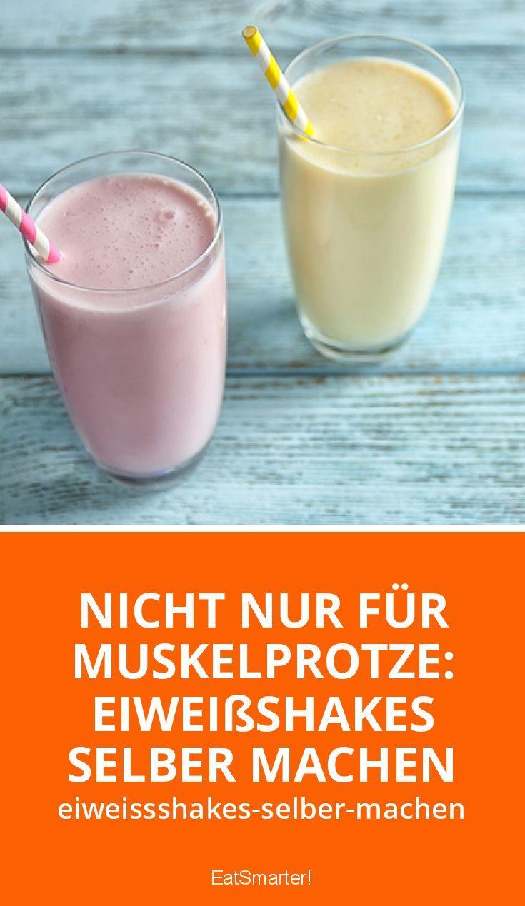 Nicht nur für den Protector Protector: Eiweiß schüttelt sich | eatsmarter.de   – low carb