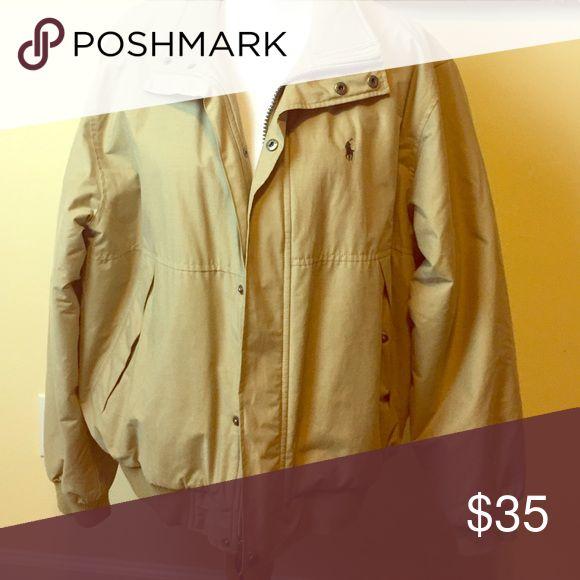 Ralph Lauren Polo Jacket Ralph Lauren Polo Fleeced Lined Jacket Polo by Ralph Lauren Jackets & Coats