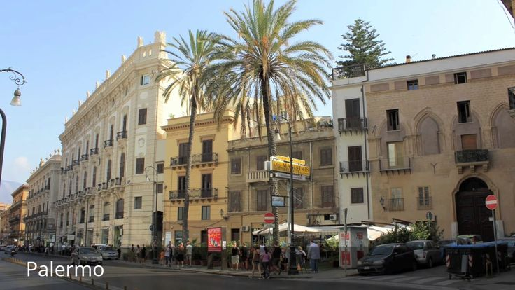 Places to see in ( Palermo - Italy )  Palermo is the capital of the Italian island of Sicily. The 12th-century Palermo Cathedral houses royal tombs while the huge neoclassical Teatro Massimo is known for opera performances. Also in the center are the Palazzo dei Normanni a royal palace started in the 9th century and the Cappella Palatina with Byzantine mosaics. Busy markets include the central Ballarò street market and the Vucciria near the port.  Palermo is a city of Southern Italy the…