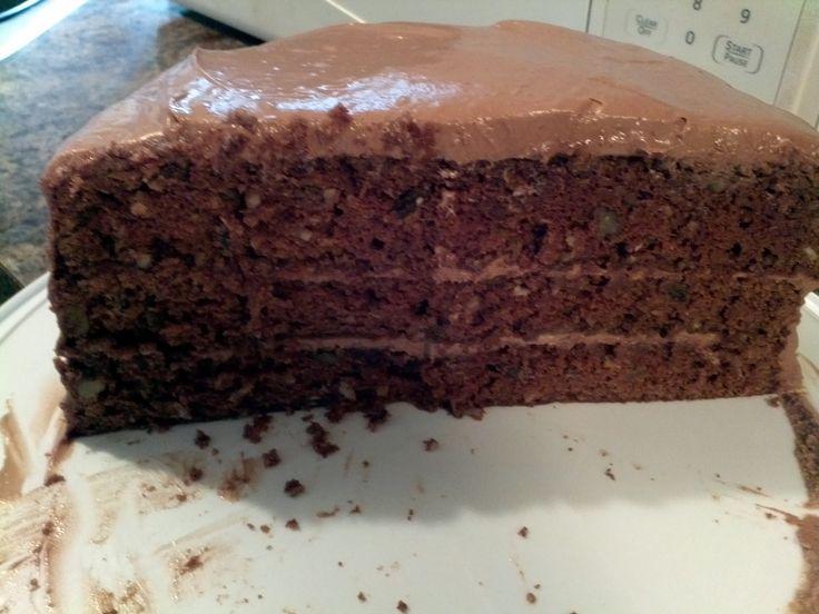 Házias csokoládészelet – hamar elkészíthető édes bűnbeesés :)