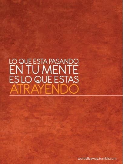 El #secreto #Spanish quotes #citas #frases #Quotes in Spanish