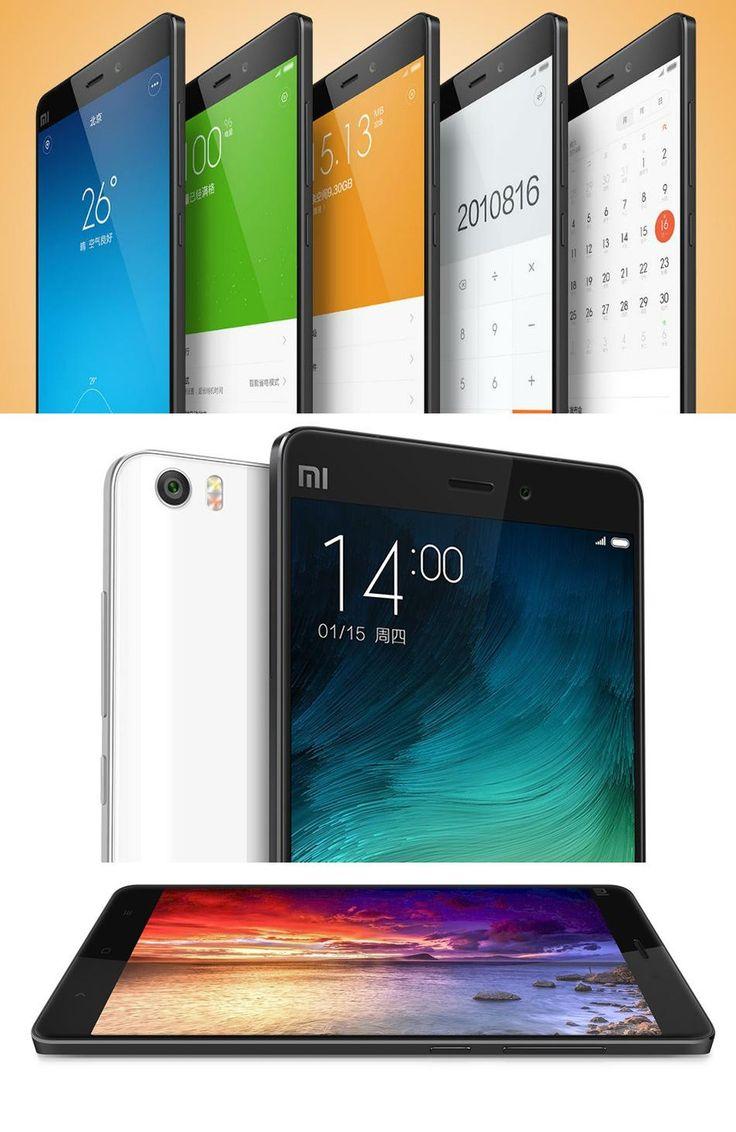 The Xiaomi Mi Note