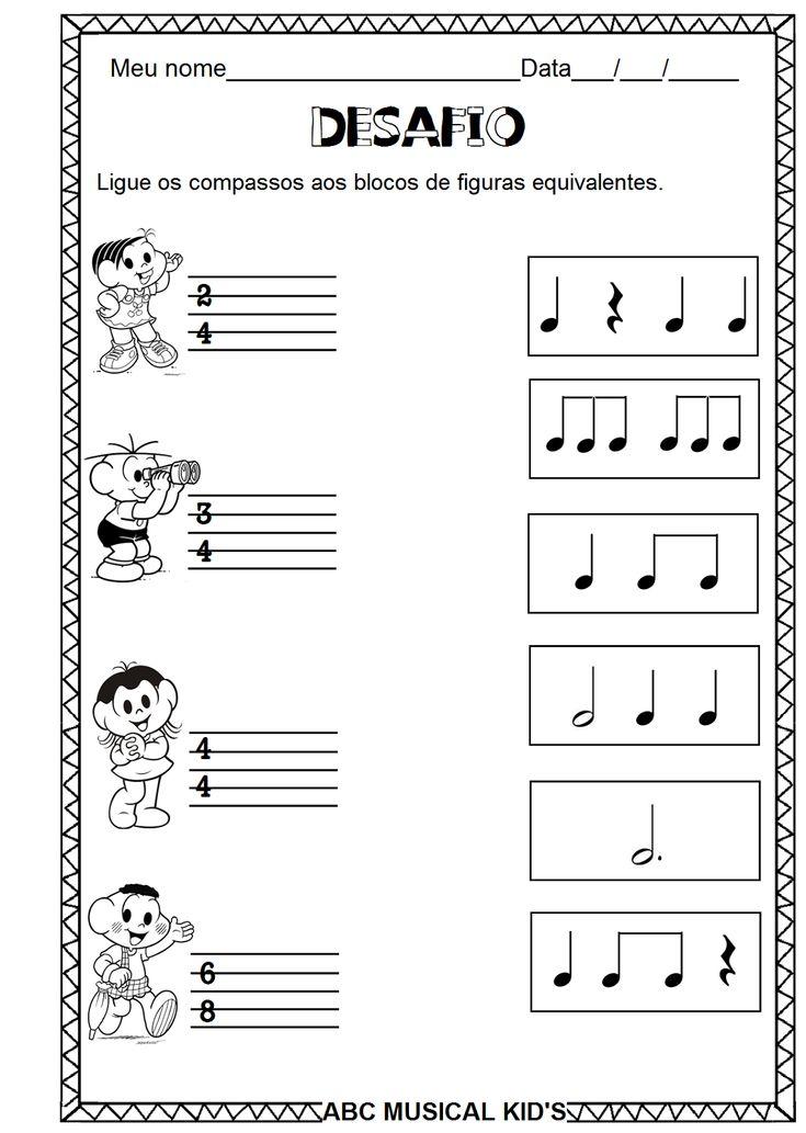 ATIVIDADES DE EDUCAÇÃO INFANTIL  E MUSICALIZAÇÃO INFANTIL: atividades de música
