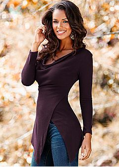 Women's Sweaters - Comfortable Fabrics & Styles by VENUS - this is one of my favorites :)