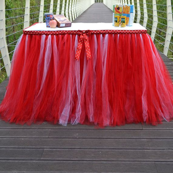 612 Best Tulle Everything Images On Pinterest: 25+ Best Ideas About Table Skirts On Pinterest