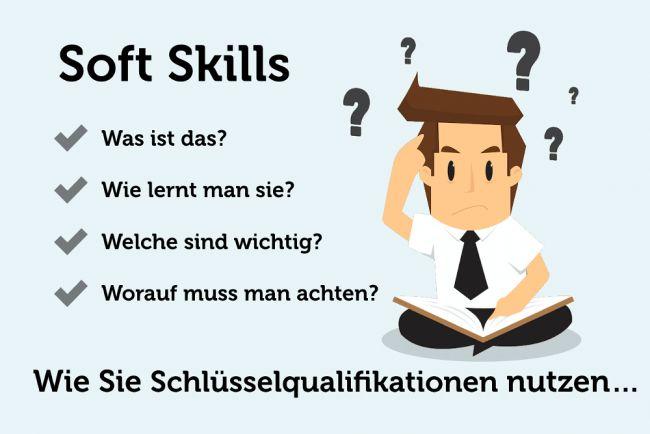 Soft Skills machen oft den Unterschied zwischen Erfolg und Misserfolg einer Bewerbung. Wir zeigen Ihnen alles, was Sie zu diesem Thema wissen müssen...  http://karrierebibel.de/soft-skills/