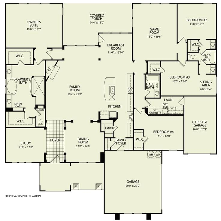 Drees Homes Interactive Floor Plans