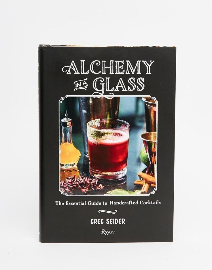 Alchemy In A Glass Book http://bit.ly/1LaNYI2
