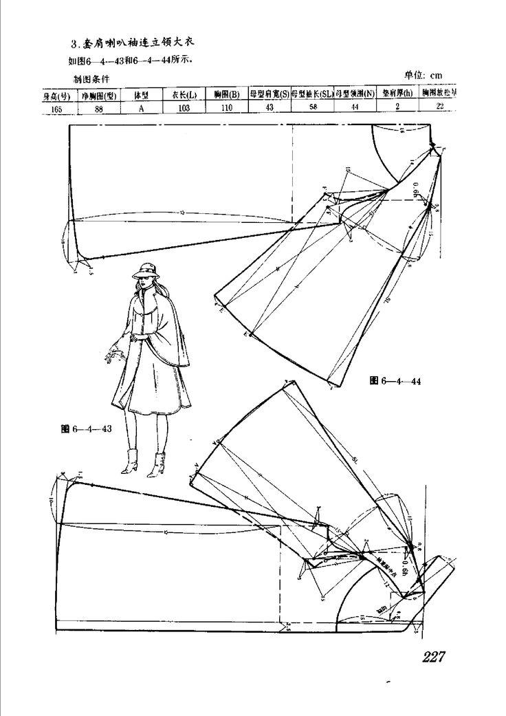 coat #sewing #patternmaking #dressmaking