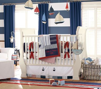 """baby room theme,  so darling sea theme...""""let your dreams sail"""""""