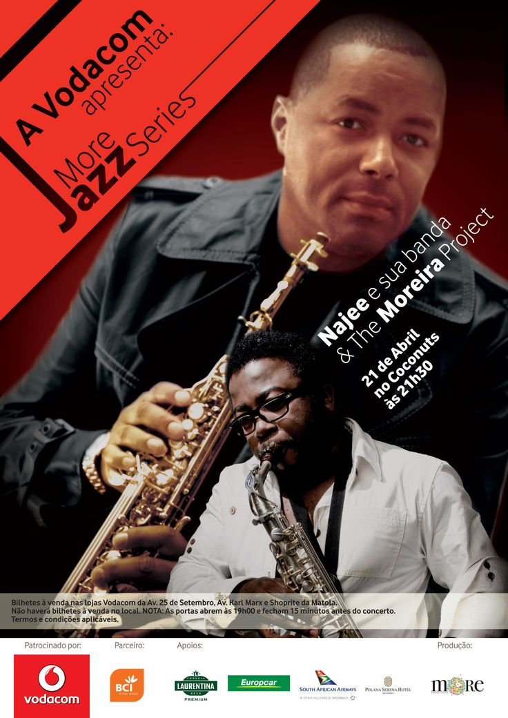 MoreJazz Series 1 with Najee, April 2012