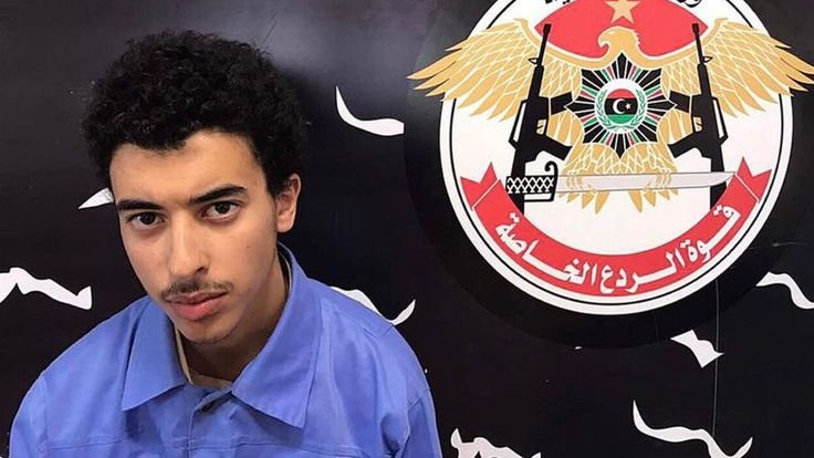 Image copyright                  Libyan Interior Ministry             Image caption                                      Libya's interior ministry issued this photo of Hashem Abedi in May                               Hashem Abedi, the younger brother of Manchester bomber... - #Bombers, #Brother, #Faces, #Libya, #Manchester, #Trial