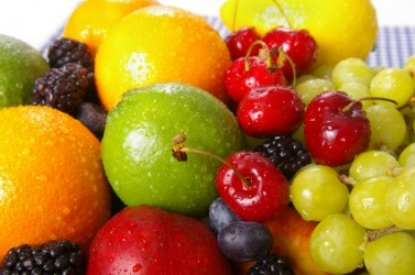 fruits and vegetables for healthy hair easy fruit dip