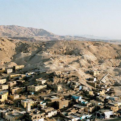 Luxor - Grabräuber-Dorf