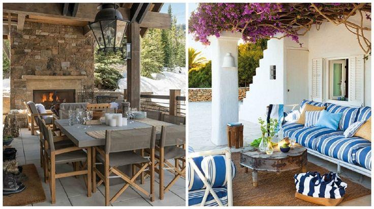 70 káprázatos kerti terasz és veranda ötlet, mindenki ilyet szeretne!