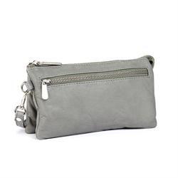DEPECHE clutch - style 6115 - grey