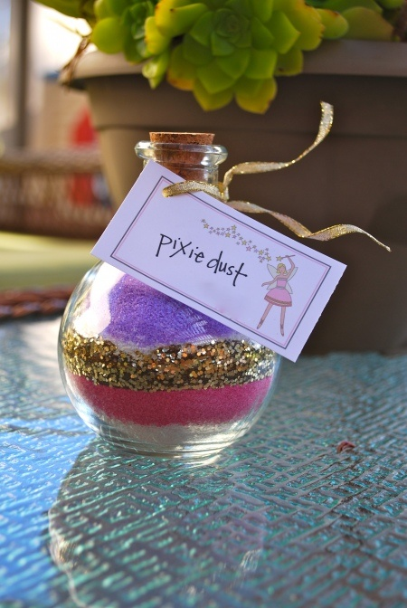 Make your own Pixie Dust!
