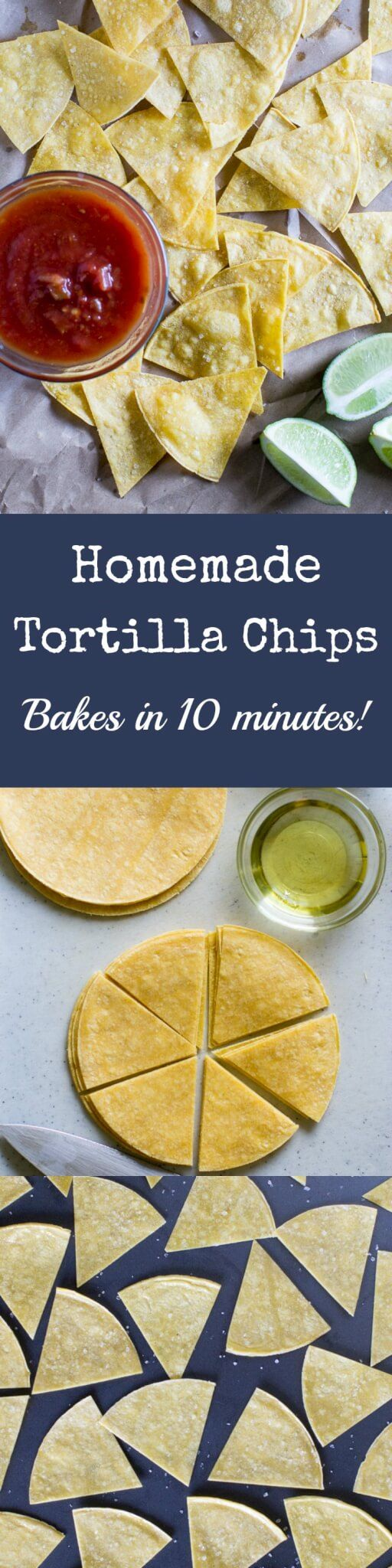 Bake your own Homemade Tortilla Chips in 10 minutes! Extra thin tortillas ensure crunchy snacks every time, perfect for salsa and guacamole. (Low Carb Muffins Cinnamon)