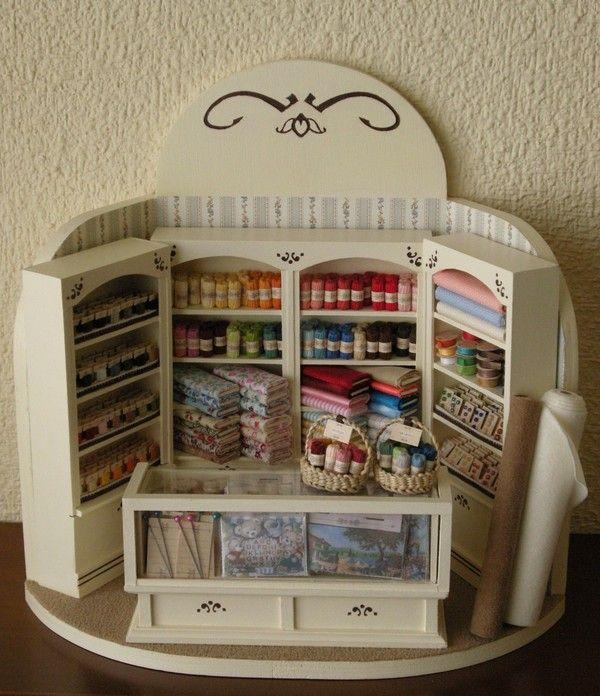 ESPECIAL MERCERIA - Sophia Miniatures - Tienda On-line de Casas de Muñecas y Miniaturas
