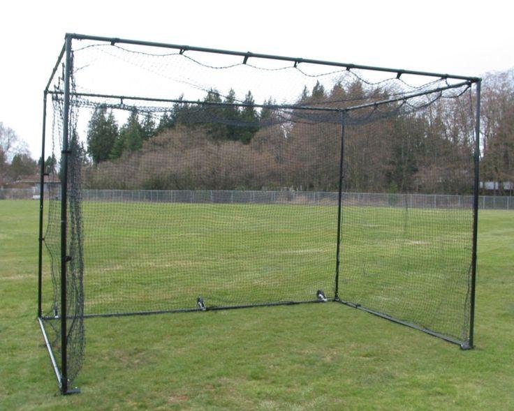 20 Smart Ideas How to Make Backyard Batting Cage Ideas