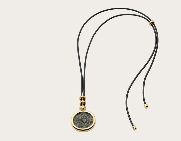 Monete Collares de Oro CL855795   Bulgari