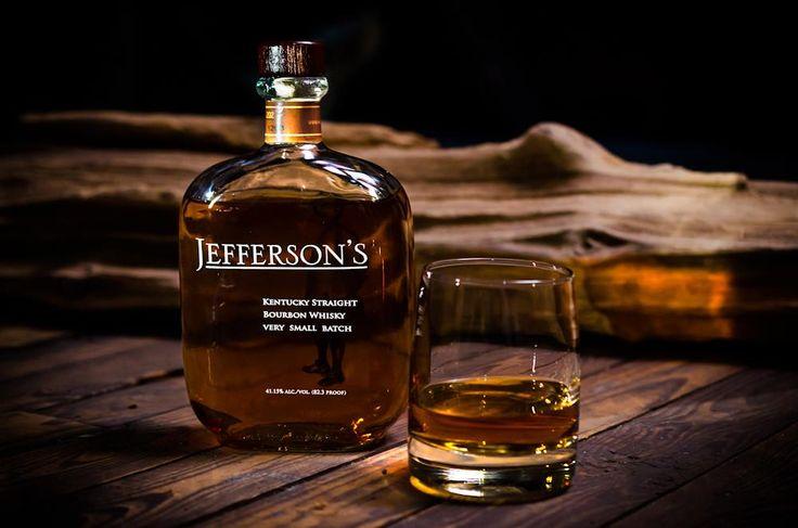 Jefferson's Bourbon Whiskey