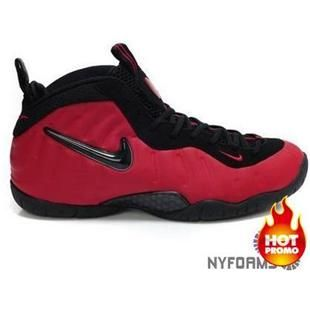 http://www.asneakers4u.com/ Nike Air Foamposite Pro red Black