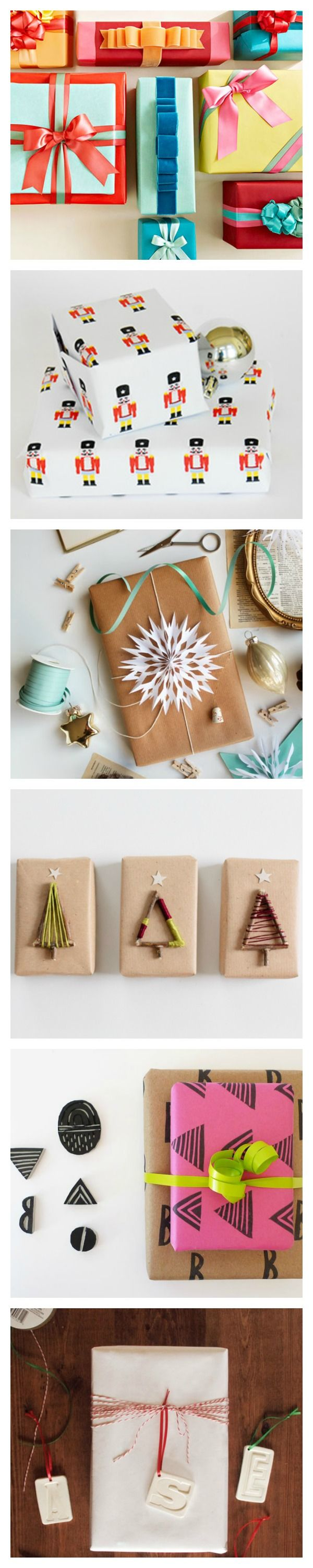 Here Are Some Fun Gift Wrapping Ideas!