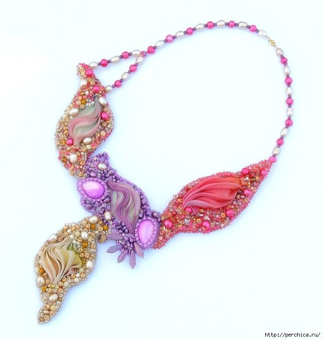 Маленькие радости: Мастер-класс по украшениям из шибори (Shibori ribbon)