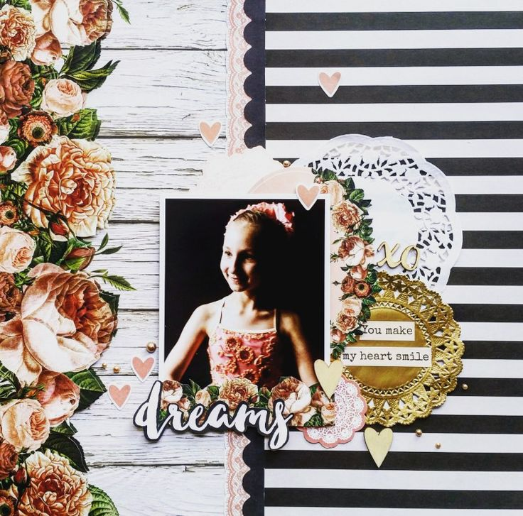 Kaisercraft Always & Forever - Amanda Baldwin